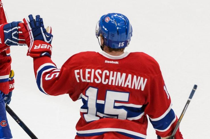 Habs need to Sign Tomas Fleischmann