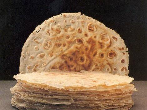 Superfamous #Sardinian #flat #bread #CARASAU