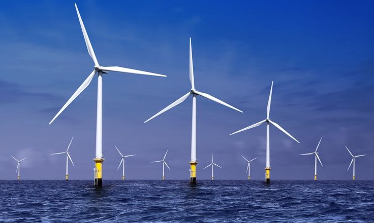 The Netherlands may become home to the world's cheapest offshore wind farm in as little as 10 years, according to the nation's government. Plans for a 700 MW wind farm are coming together and, after considering 38 bids from developers, the cost of the Borssele offshore wind farm is now estimated to run $2.9 billion less than originally thought. Additionally, the wind farm will have a higher output, producing 22.5 percent more electricity than anticipated.