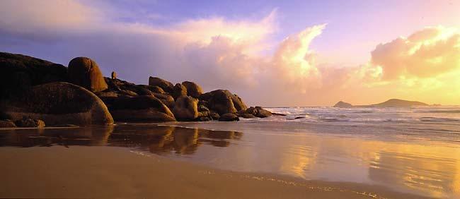Whisky Bay @ Wilsons Promontory, Victoria, Australia