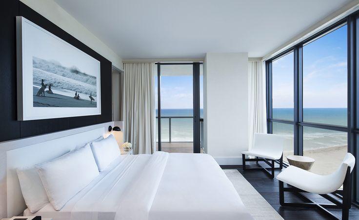 W South Beach E-WOW Suite | Wallpaper*