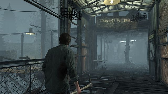 basically, the beginning of the end .. #SilentHill #VideoGames