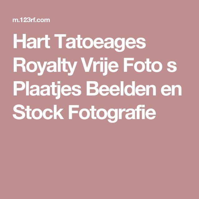 Hart Tatoeages Royalty Vrije Foto s Plaatjes Beelden en Stock Fotografie