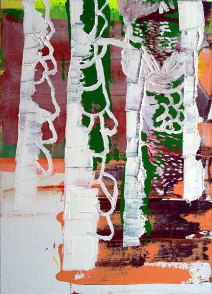 Barbara Gross Galerie: Olav Christopher Jenssen - Images