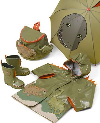 "Kidorable ""Dinosaur"" Umbrella. Original price: $14.00 PRICE WITH HONEY: $9.52 #HoneyFinds (07/01/13)"