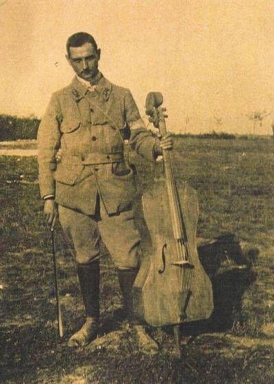 """""""Wartime Cello"""""""