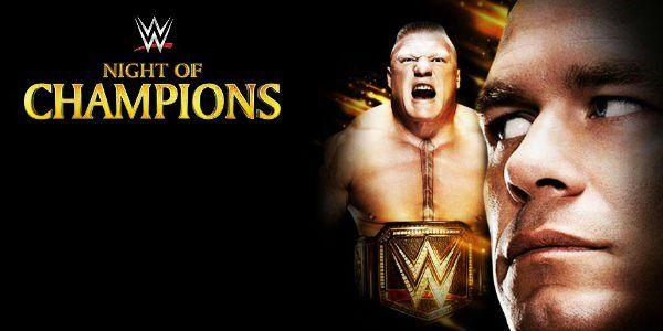 Watch WWE Night Of Champions 2014 Online