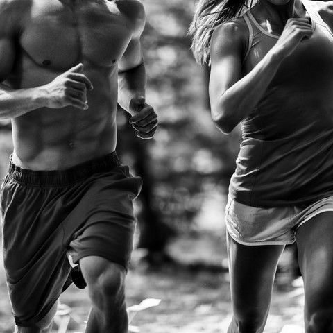 CrossFit couples. There is a recipe for success inside the gym and out. We spoke with couples in our community on how they balance it all and come back for more.