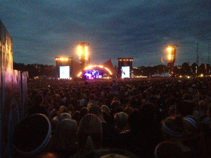 Roling Stones, Roskilde Festival