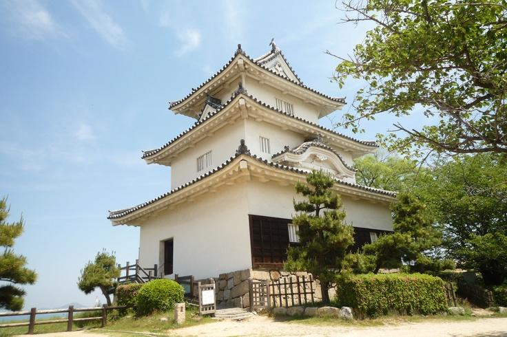 丸亀城 marugame castle(kagawa)