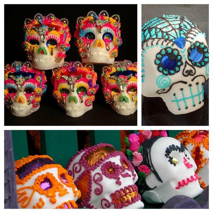 Great Ideas For Decorating Skulls Sugar Skulls Pinterest & Sugar Skull Decorating Ideas - Elitflat