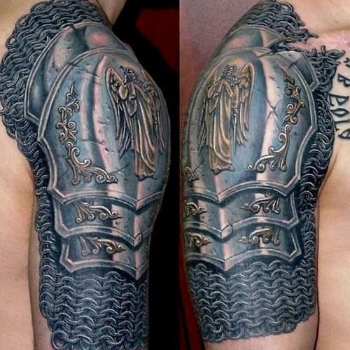 arm armor google search tattoo armor psalm 18 pinterest armors arm armor and search. Black Bedroom Furniture Sets. Home Design Ideas