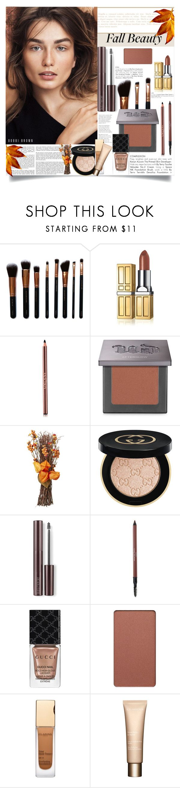 """""""Fall Beauty"""" by krystalkm-7 ❤ liked on Polyvore featuring beauty, M.O.T.D Cosmetics, Elizabeth Arden, Orlane, Bobbi Brown Cosmetics, Urban Decay, Gucci, Laura Mercier, Laura Geller and Inglot"""