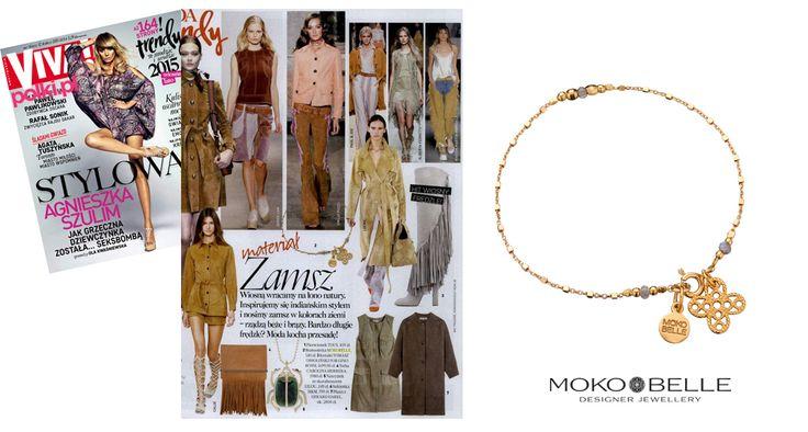#viva ##mokobelle #mokobellejewellery #jewellery #jewelry #bransoletka #lifestyle #bijou #stars #pressroom #viva