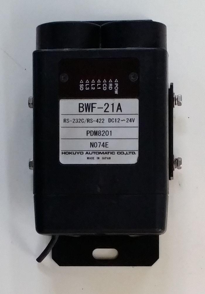 HOKUYO / BWF-21A / Optical Data Transmission Device, RS-232C/RS-422, DC12~24V #HOKUYO