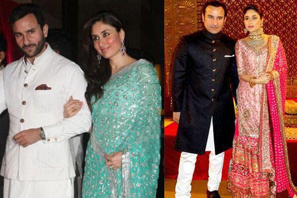 The Wedding Story of Saif Ali Khan and Kareena Kapoor