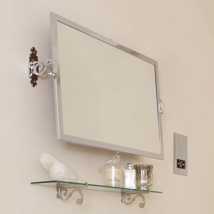 This #mirror is #fantastic for any #bathroom