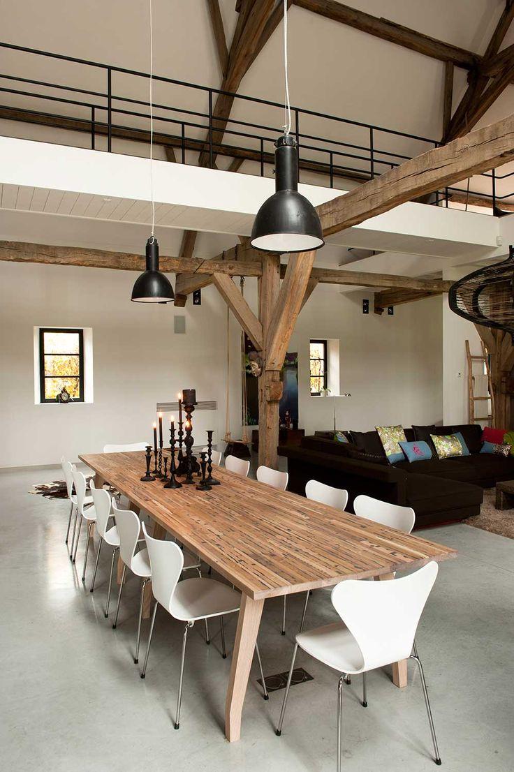 Stunning De Oude Plank Oude houten vloeren