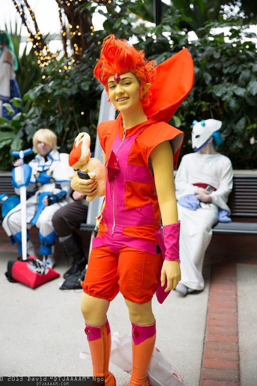 """Flame Princess, Katsucon 19 - Saturday - Cosplay Photos from David """"DTJAAAAM"""" Ngo"""