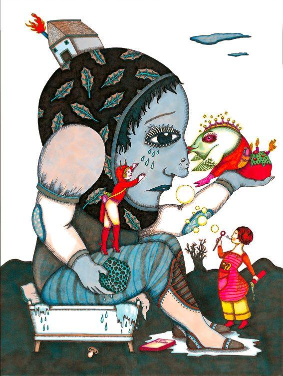 La Charte des auteurs et des illustrateurs jeunesse — Emmanuelle Houdart