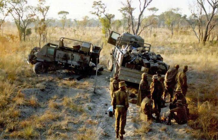 chambinga buffel and kwe hit a landmine