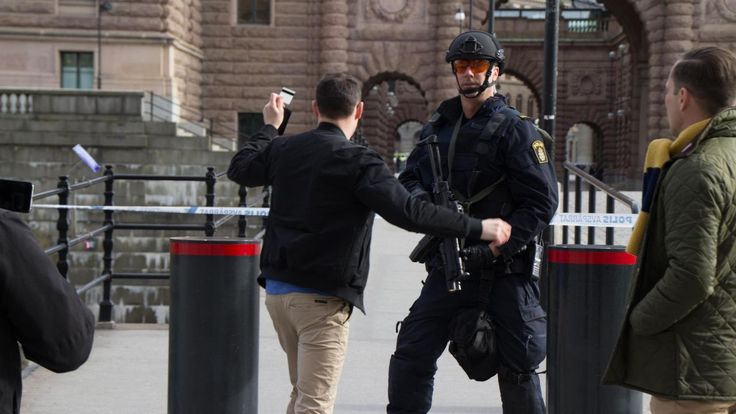 Everything We Know So Far About the Attack in Central Stockholm