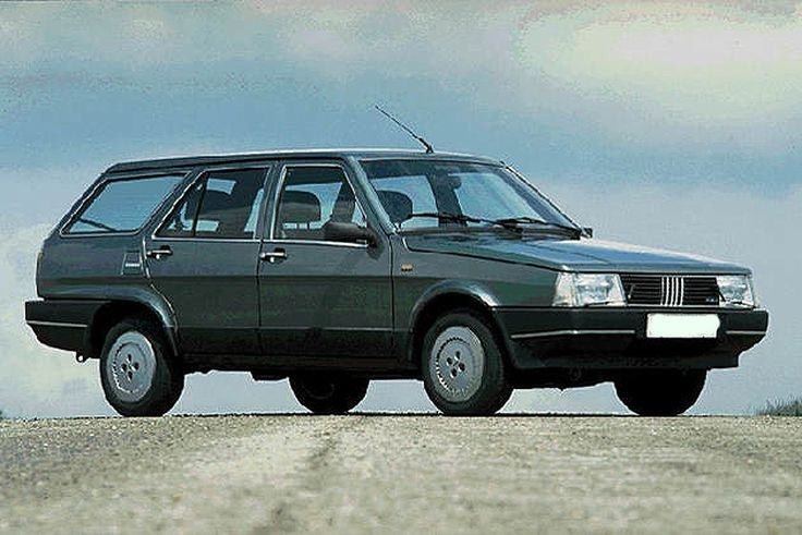 Fiat Regata Weekend (1986)