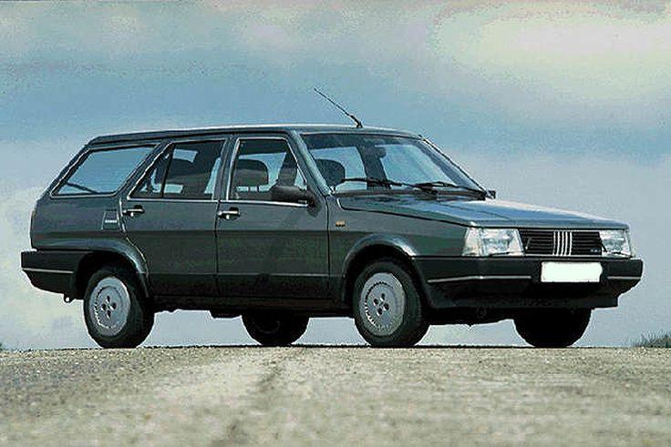 Fiat Regata Weekend (1986)