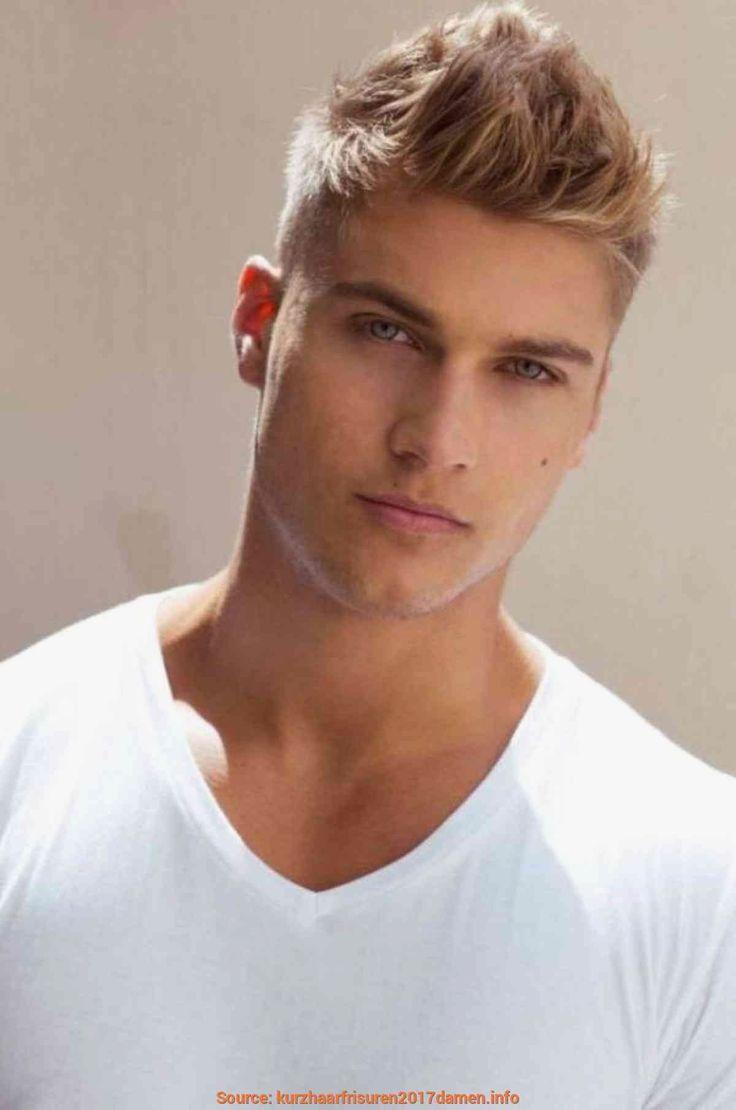 Hairstyles Men Short Blonde