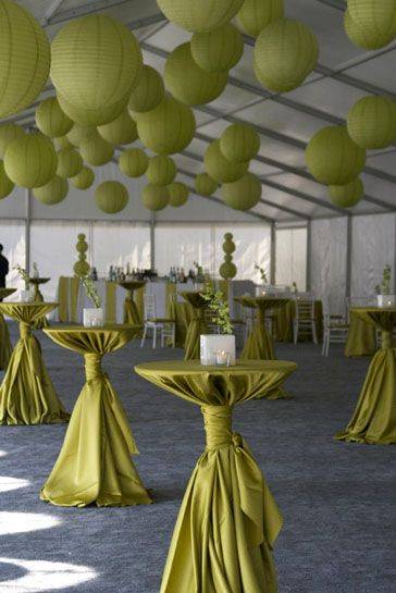 Cocktail style events are a great alternative for larger wedding parties! Our capacity for both main spaces is ~150-180 guests!
