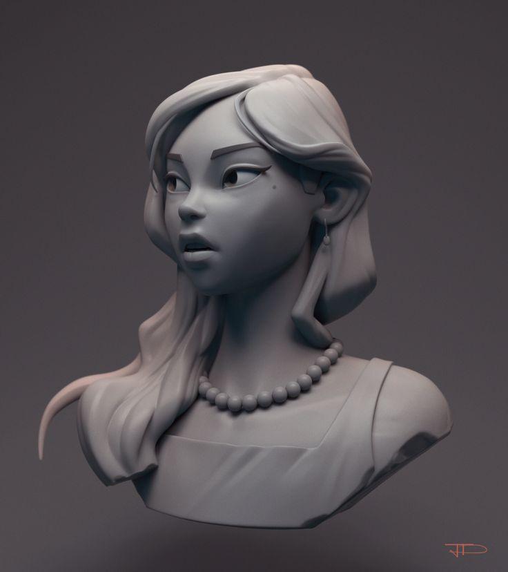 Zbrush Character, Zbrush, Character Modeling