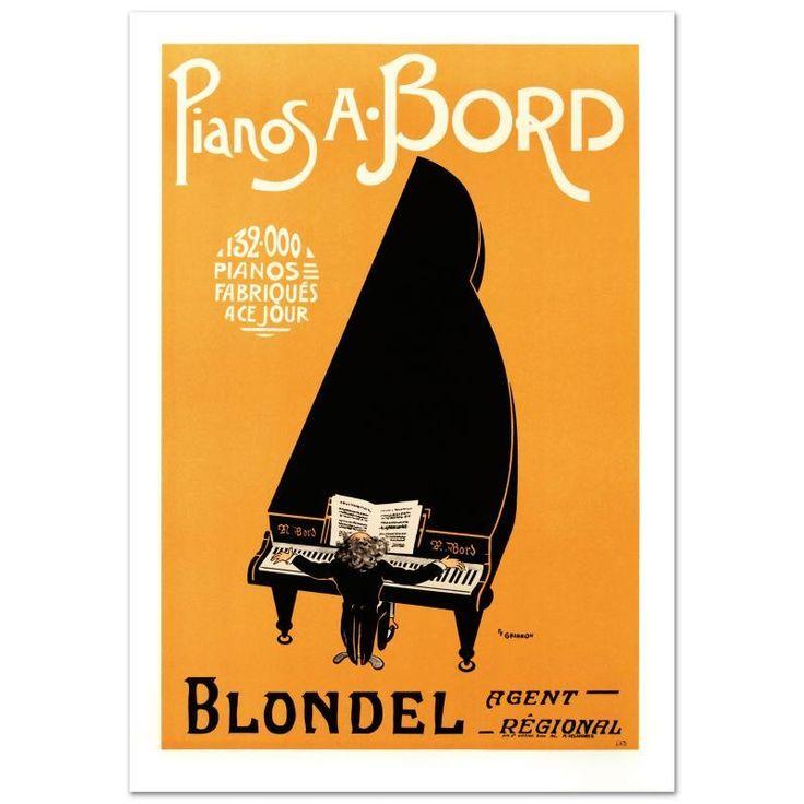 Pianos A Bord