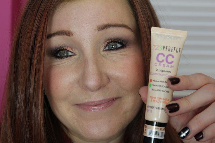 Review of Bourjois CC Cream www.youtube.com/mrsginger2013