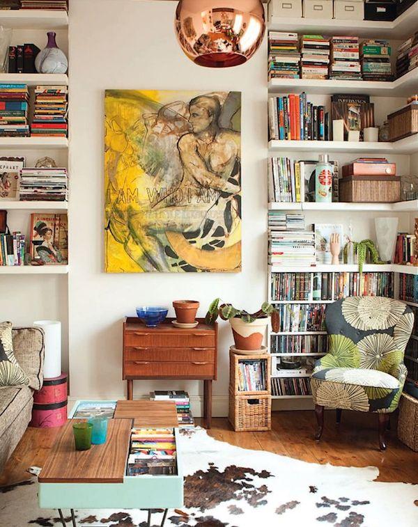 La Maison Boheme: Friday Round-Up | Home Libraries