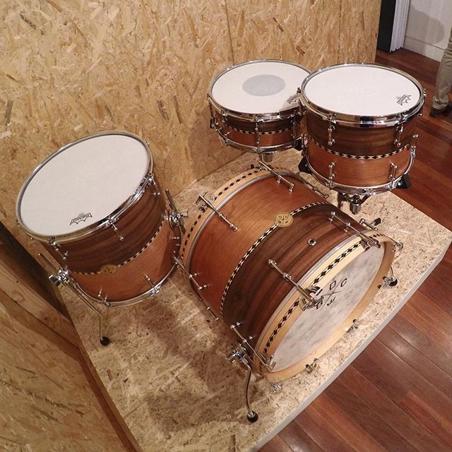 Peter Bosworth Handcrafted Drums