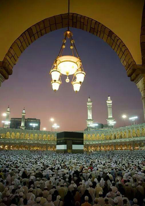 #مكة_المكرمة #كعبة_المشرفة