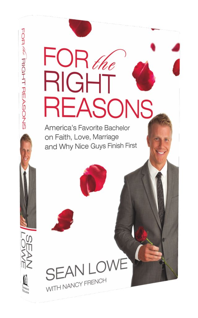 3 Christian principles that ground Sean & Catherine's marriage- For the Right Reasons by Sean Lowe from The Bachelor