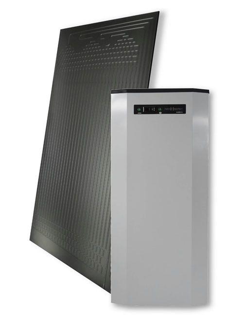 Chauffe-eau thermodynamique solaire ThermBoil-E+I