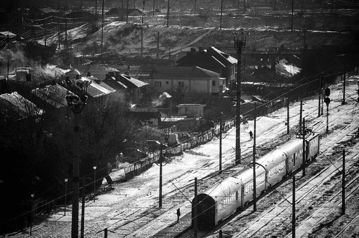 Iarna din Barboşi. by ionutvicolmarian