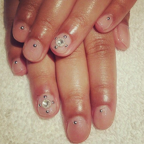 107 best Nails... images on Pinterest | Nail charms, Nail glue and Fit