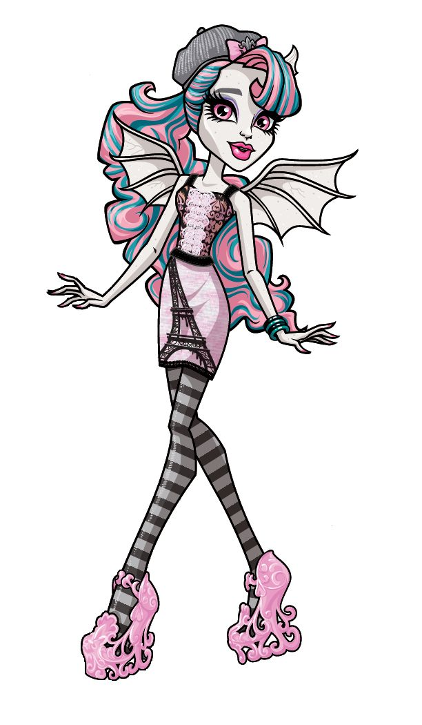 Scaris City of Frights - Rochelle