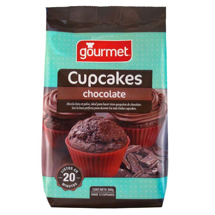 Mezcla lista para Cupcake Chocolate