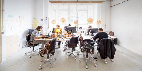 Comment le numérique est en train de révolutionner l'organisation du travail  Copass est un réseau d'espaces indépendants, chacun ayant ses spécificités, ses originalités. Les abonnés peuvent travailler dans l'ensemble des espaces de coworking au réseau.