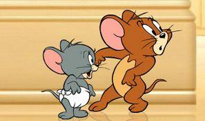 Tom e Jerry Asaltantes de Refrigeradores