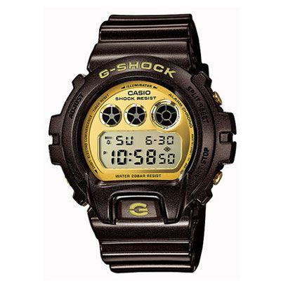 Casio G-Shock DW-6900BR-5ER horloge - Goedkoopste van NL!   http://www.kish.nl/Casio-G-Shock-DW-6900BR-5ER/