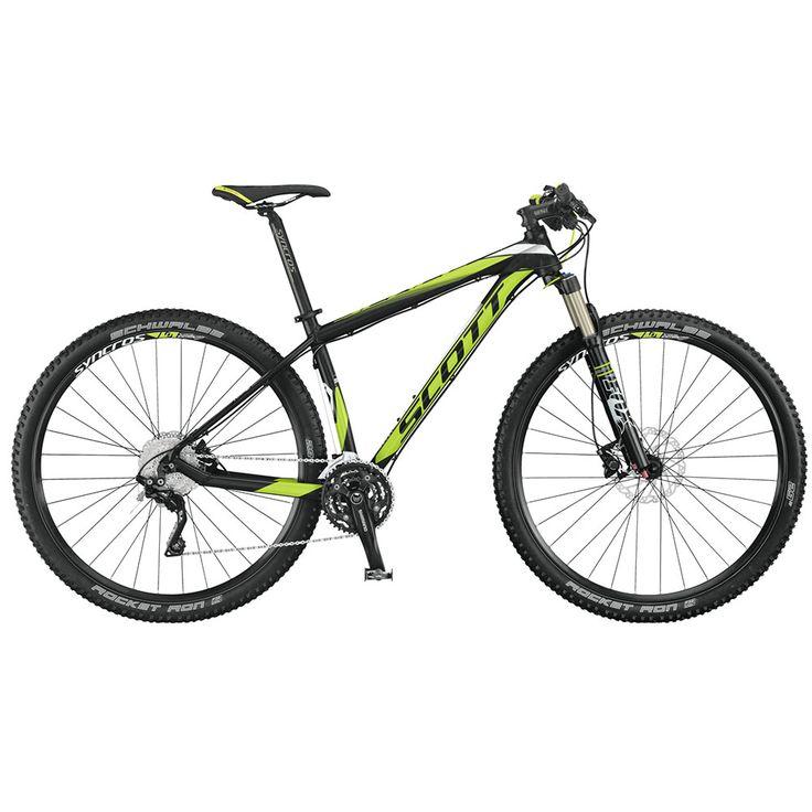 """SCOTT SCALE 950 2014 Bicicleta Scott Scale 950 con un ligero cuadro de aluminio 6061 y con la geometría adaptada para sacar las máximas prestaciones de las ruedas de 29""""... + INFO: http://www.bikingpoint.es/bicicleta-scott-scale-950-2014.html #mtb #mtb2014 #scottbikes2014 #2014bikes"""
