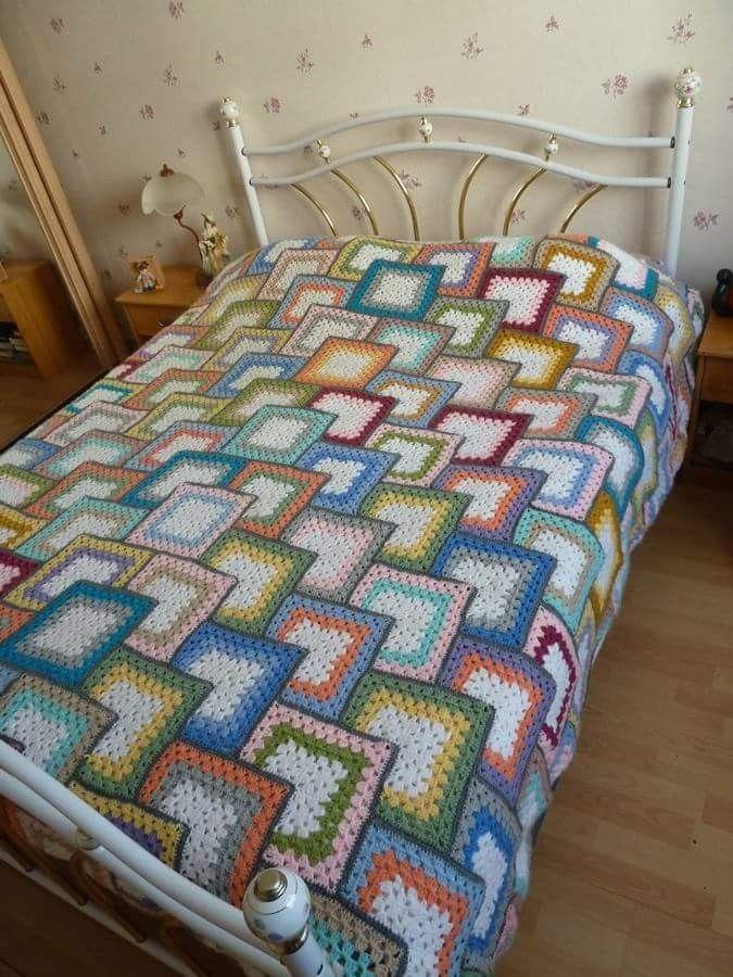 10 besten Crochet Bedspread Candidates Bilder auf Pinterest ...