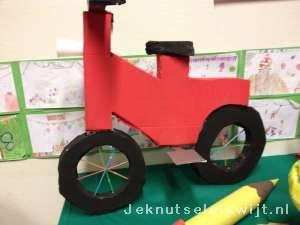 Sinterklaas surprise Fiets