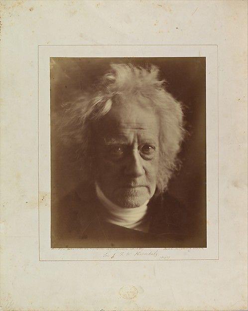 Sir John Herschel - 1867.