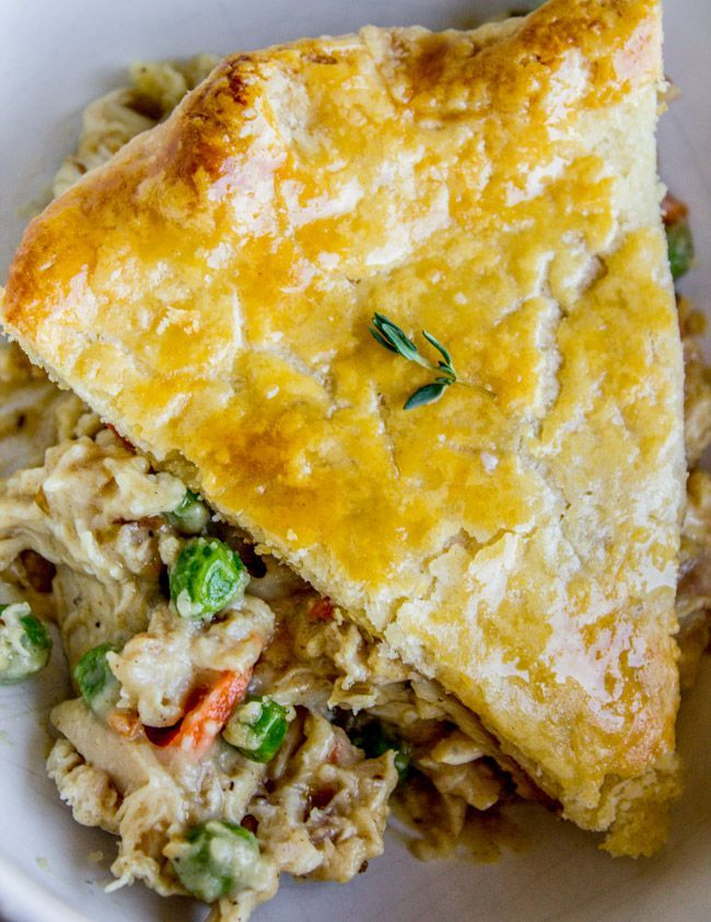 pot pie crust chicken chicken pot pies chicken dishes classic double ...